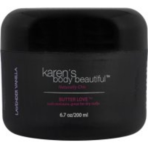 Karen's Body Beautiful Beauty Boss Hair Pomade (Lavender Vanilla)