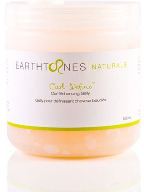 EarthTones Naturals - Curl Define Curl Enhancing Gelly (8oz)