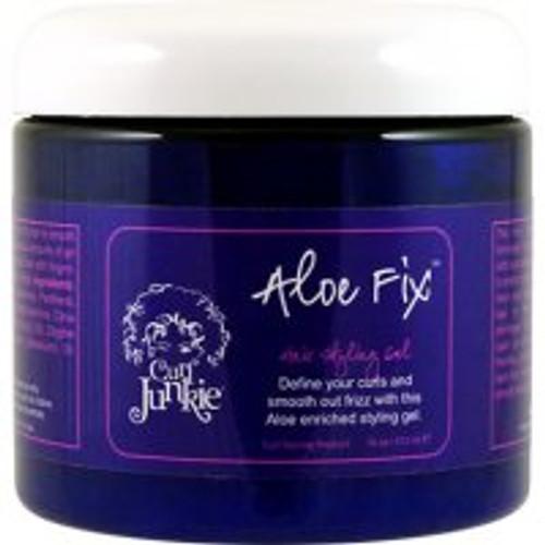 Curl Junkie Curl Assurance Aloe Fix Hair Styling Gel (16 oz)