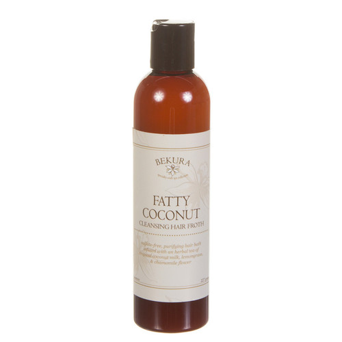 Bekura Fatty Coconut Cleansing Hair Froth