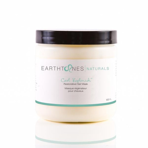 EarthTones Naturals -  curl replenish™ restorative hair mask(8oz)