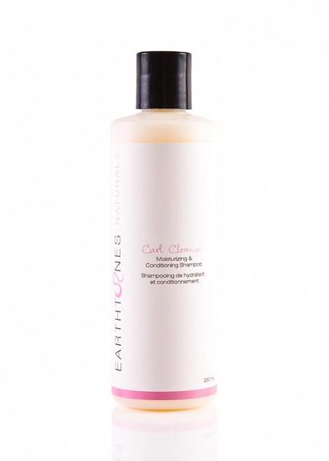 EarthTones Naturals - Curl Cleanse™ Moisturizing & Conditioning Shampoo (16 oz)