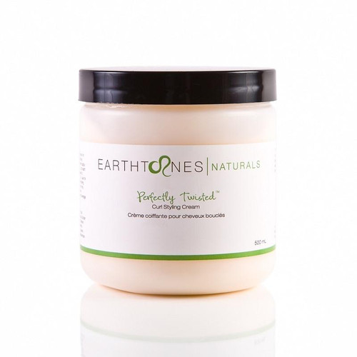 EarthTones Naturals - Perfectly Twisted™ Curl Styling Cream (8oz)