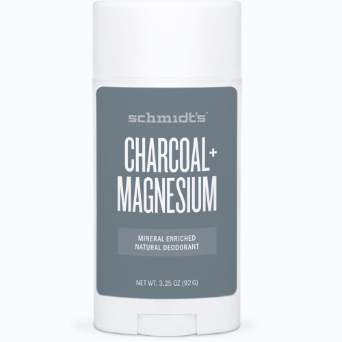 Schmidt's Naturals Deodorant - Charcoal + Magnesium