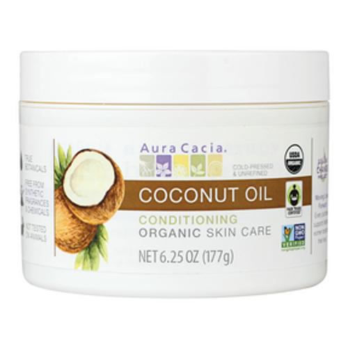 Aura Cacia Organic Coconut Oil