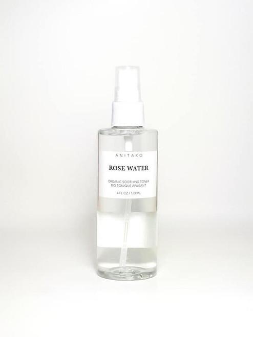 ANITAKO Organics- Rose Water Toner