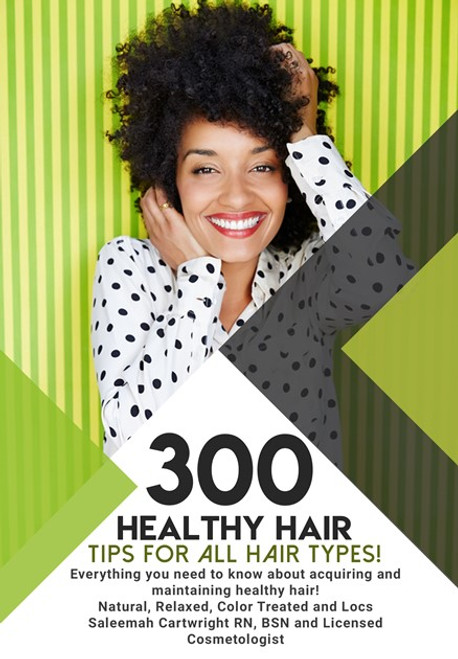 Hydratherma Naturals - 300 Healthy Hair Tips for All Hair Types!