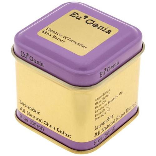 Eu'Genia Everyday Shea Butter (Lavender)
