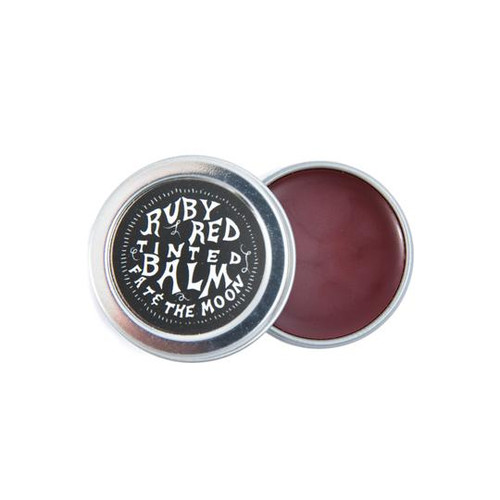 Fat and the Moon - Ruby Red Tinted Balm