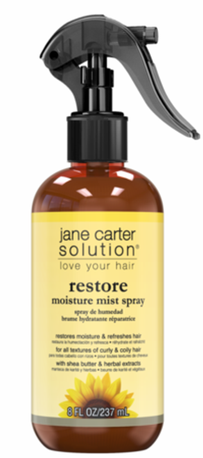 Jane Carter Solution - Restore Moisture Mist Spray  (8oz)
