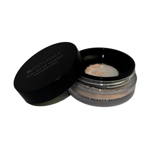 Au Naturale Semi-Matte Powder Foundation (Mallorca)