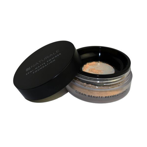 Au Naturale Semi-Matte Powder Foundation (Kapua)
