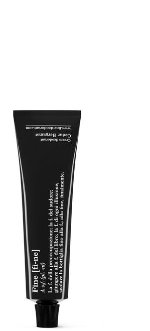 FINE Deodorant Cedar Bergamot (40g Tube)