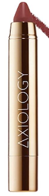 Axiology Natural Organic Lip Crayon (Enduring)-4 Uses Sample