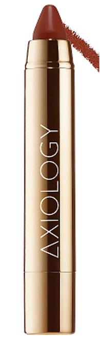 Axiology Natural Organic Lip Crayon (Intrigue)-4 Uses Sample