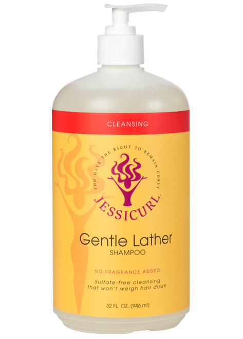 Jessicurl Gentle Lather Shampoo (Island Fantasy - 32oz)