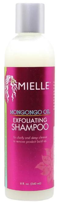 Mielle Organics Mongongo Oil Exfoliating Shampoo (8 oz)