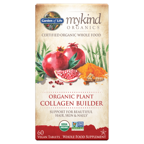 mykind Organics Organic Plant Collagen Builder