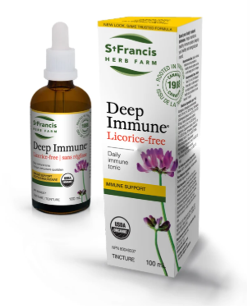 St Francis Herb Farm - Deep Immune (Licorice-free)