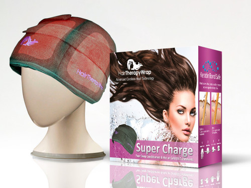 Hair Therapy Wrap (Black)