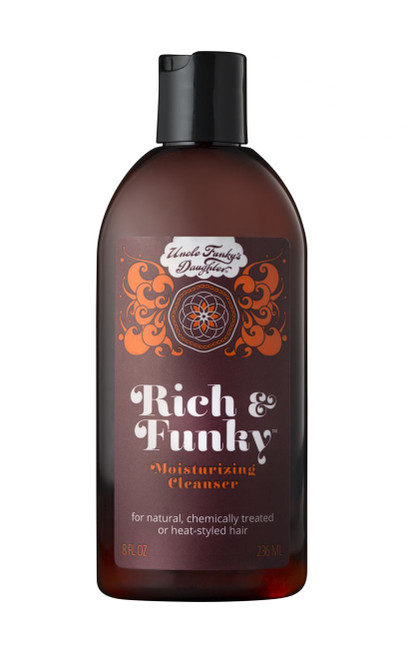 UFD Rich & Funky Moisturizing Cleanser