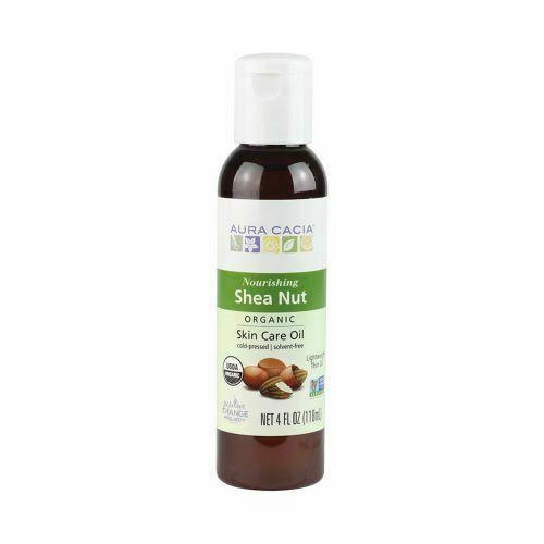 Aura Cacia Organic Shea Nut Oil