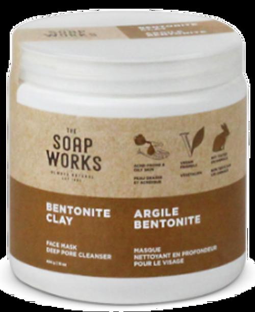 Soap Works Bentonite Clay (16oz)