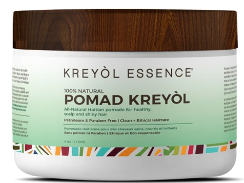 Kreyol Essence Pomad Kreyòl Natural Scalp Treatment 100% Natural
