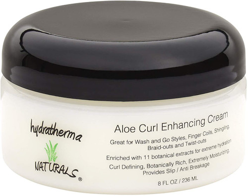 Hydratherma Naturals - Aloe Curl Enhancing Twisting Cream (8oz)