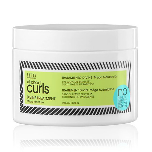 Zotos All about Curls Divine Treatment (8 oz)