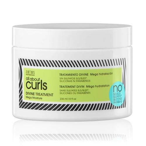 Zotos All about Curls Divine Treatment (8 oz)
