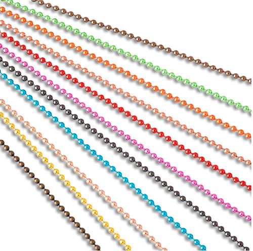 Ball Chains #10 [4.5mm] - Brass Chrome