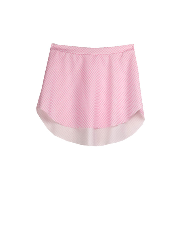 Tulip Skirt Kids in Tickled Pink