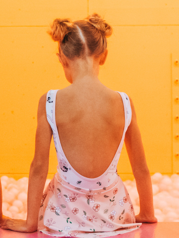 Poppy Kids Leotard