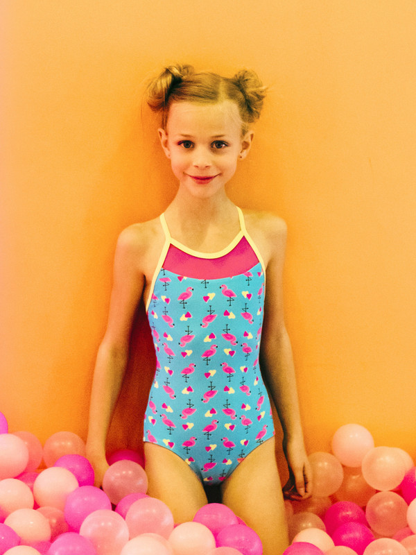 Emma Kids Leotard