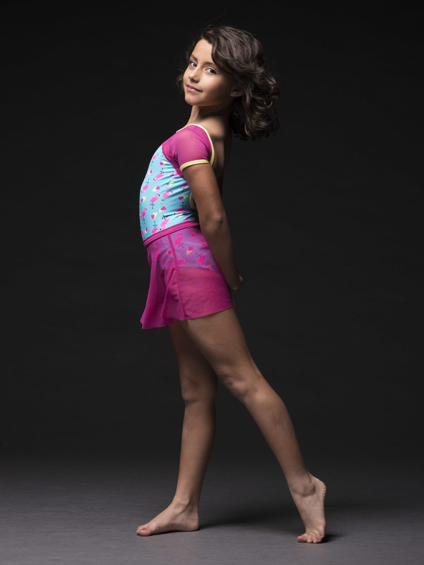 Ida Kids Leotard