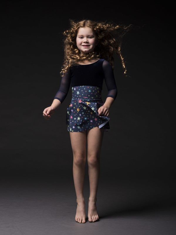 Nadine Kids Leotard