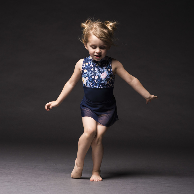 Sally Kids Leotard