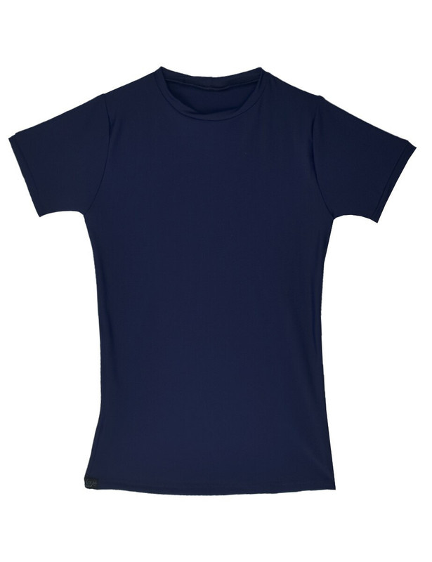 Gabe Shirt Dark Navy Matte