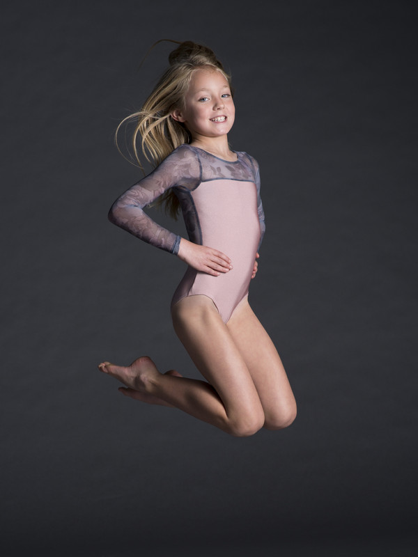 Tri Kids Leotard