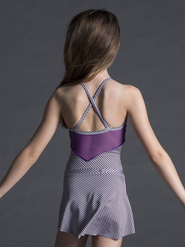 Ebony Kids Leotard