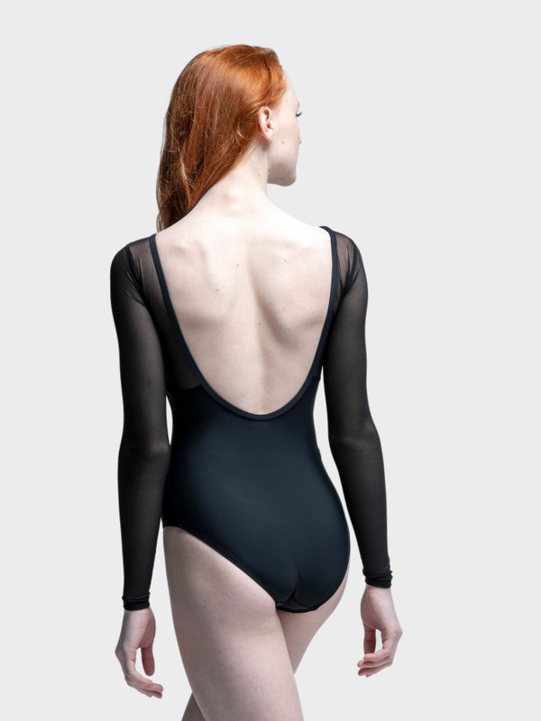 Brooke with Sleeves Leotard