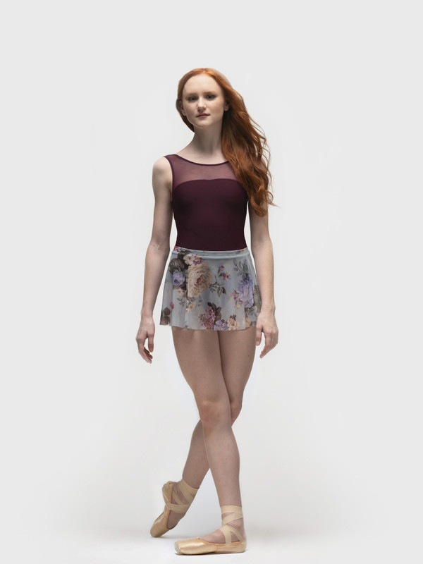 Flare Skirt Homecoming Mesh RTW