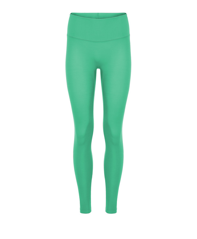 Girls' Tights High Waisted Mint Matte