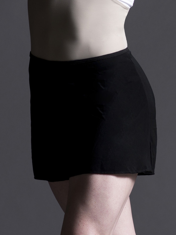 A-Line Skirt in Jersey RTW (Available in Black or White)