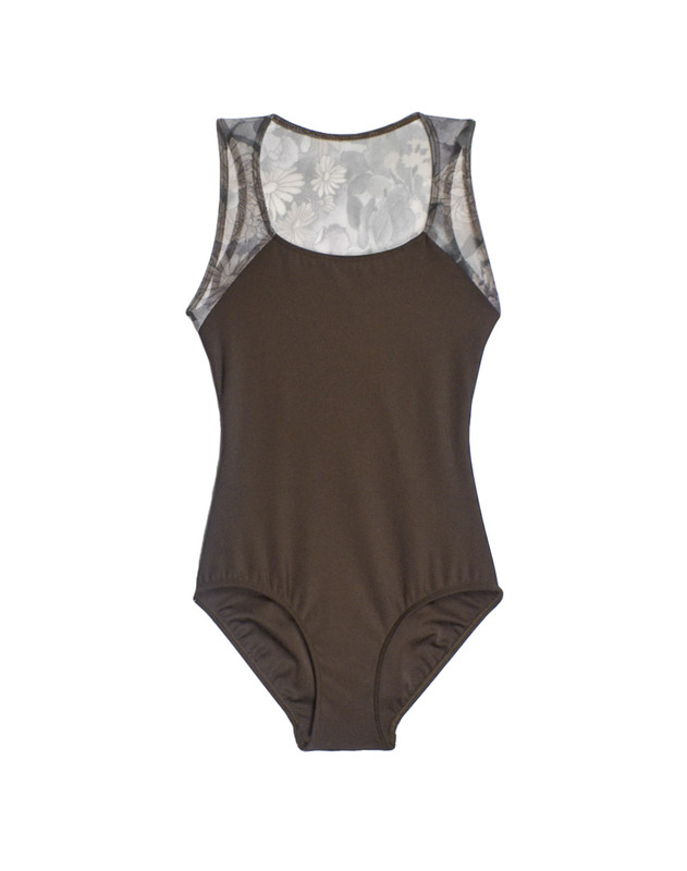 Amy Kids Dark Brown Evening Mist