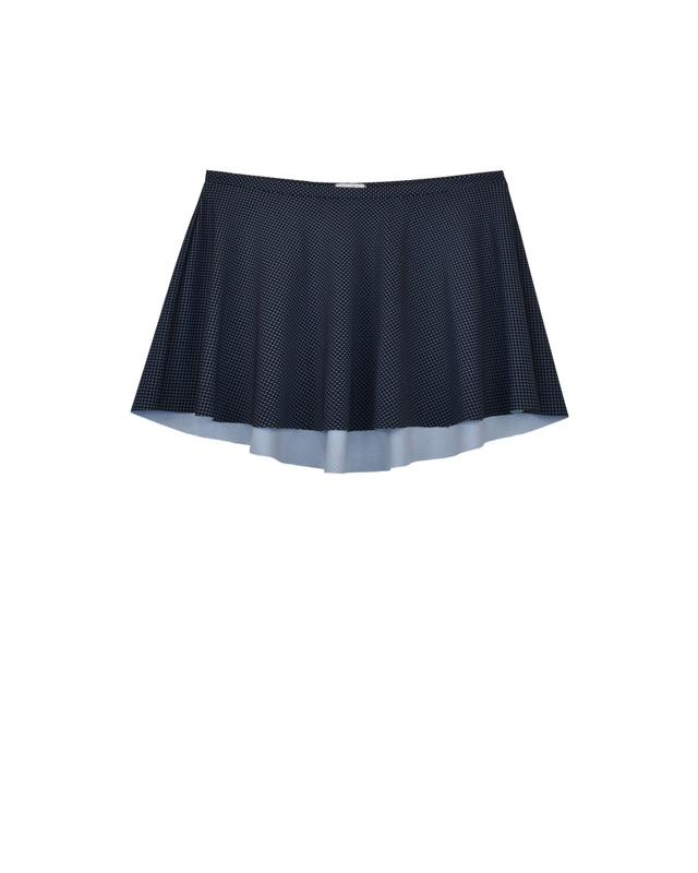 Flare Skirt Tiny Roadways
