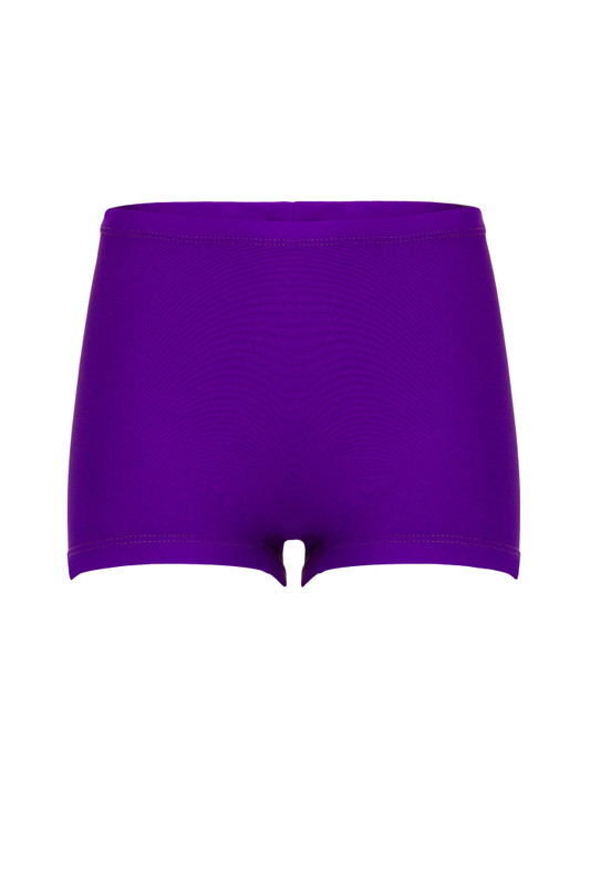 Lana Shorts Kids Purple