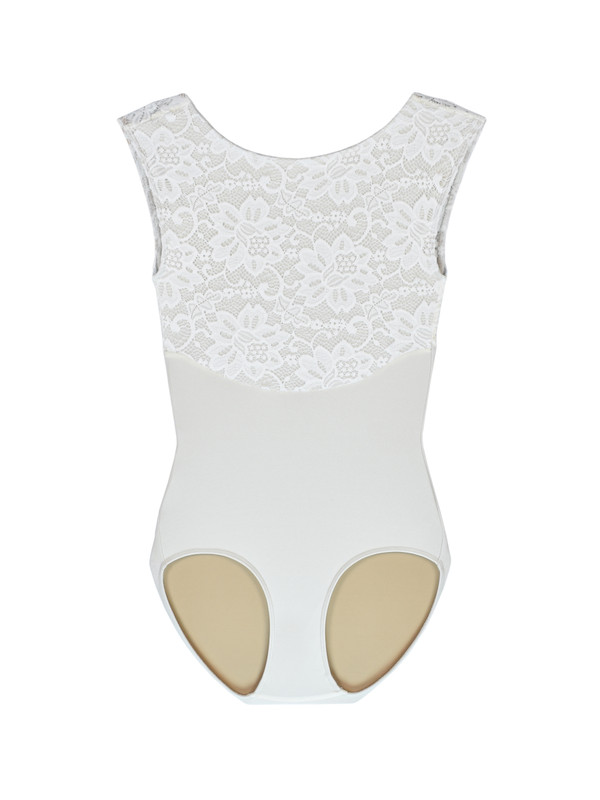 Lilli Ivory and Bella Lace (Fully Lined)