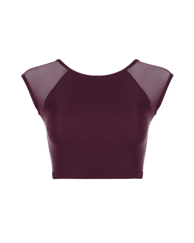 Juliette Crop Top